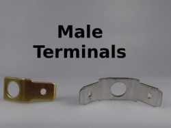 Male Terminals