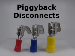 Piggyback Disconnects